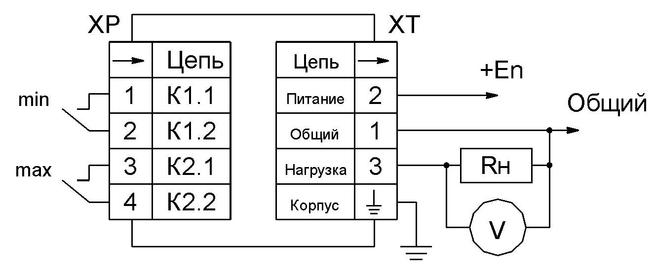 Электротехнические параметры цифрового манометра ДМ5002.